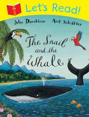 Let's Read! The Snail and the Whale 3.6