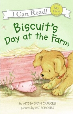 Biscuit's Day at the Farm 0.8
