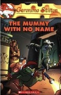 Geronimo Stilton:The mummy with no name L3.7
