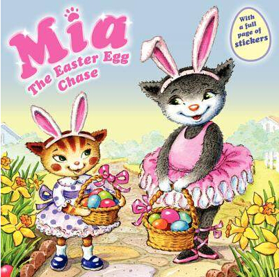 Mia the easter egg chase  L2.4