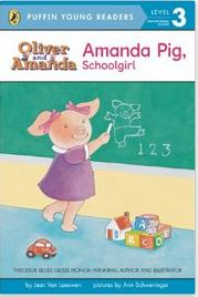 Puffin Young Readers:Amanda Pig. Schoolgirl  L2.5