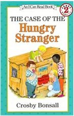 I  Can Read:The Case of the Hungry Stranger  L2.3