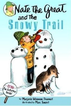 Nate the great:Nate the Great and the Snowy Trail - L3.0