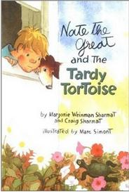Nate the great:Nate the Great and the Tardy Tortoise  L2.5