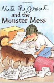 Nate the great:Nate the Great and the Monster Mess  L2.9