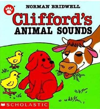 Clifford:Clifford's Animal Sounds