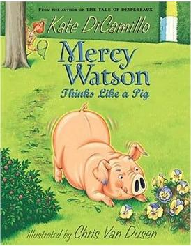 Mercy Watson Thinks Like a Pig  2.8