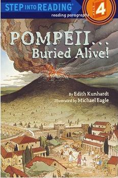Step into reading:Pompeii...Buried Alive!  L3.2