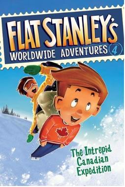 Flat Stanley:The intrepid canadian expedition   L4.3