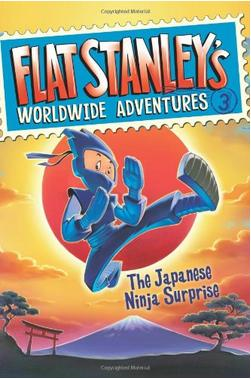 Flat Stanley:The Japanese ninja surprise  L4.2