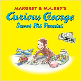 Curious George :Curious George Saves His Pennies  L3.3