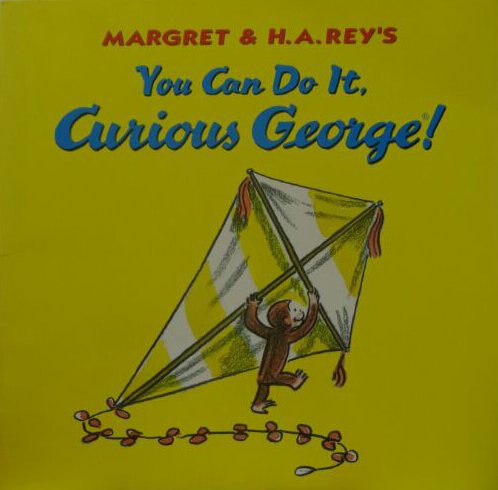 You Can Do It, Curious George!