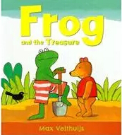 Froggy:Frog and the Treasure  L3.1