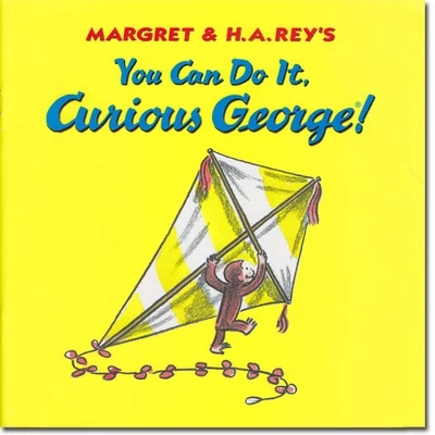 Curious George :You can do it,Curious George!