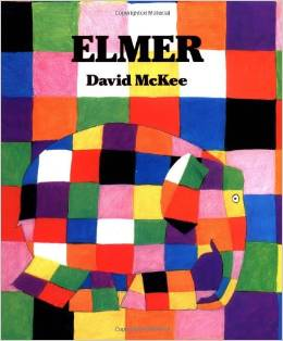 Elmer the elephant:Elmer  L3.2