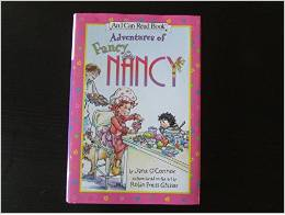Fancy Nancy:Adventures of Fancy Nancy - 5 books in 1