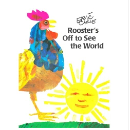 名家Eric Carle:Rooster's Off to See the World   L3.3