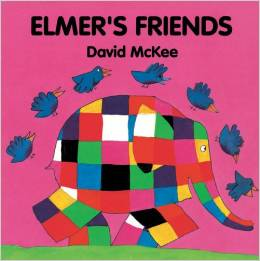 Elmer the elephant :Elmer's Friends