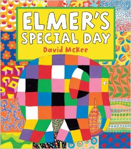 Elmer the elephant :Elmer's Special Day  L2.9