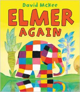Elmer the elephant :Elmer Again   L2.9