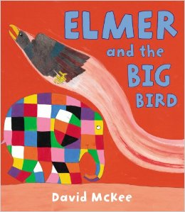 Elmer the elephant :Elmer and the Big Bird