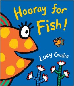 Rainbow fish:Hooray for Fish!