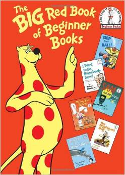 Beginers books: The Big Red Book of Beginner Books