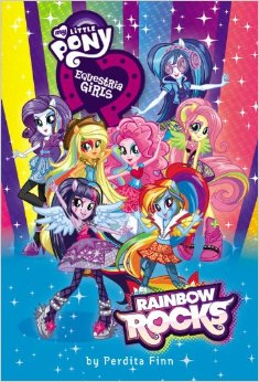 My little pony:Rainbow Rocks  L4.9