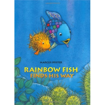 Rainbow fish Finds His Way 3.5