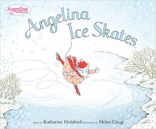 Angelina:Angelina Ice Skates  L4.7