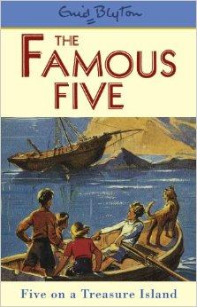 Famous Five:Five on a Treasure Island
