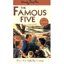 Famous Five:Five Go Off To Camp