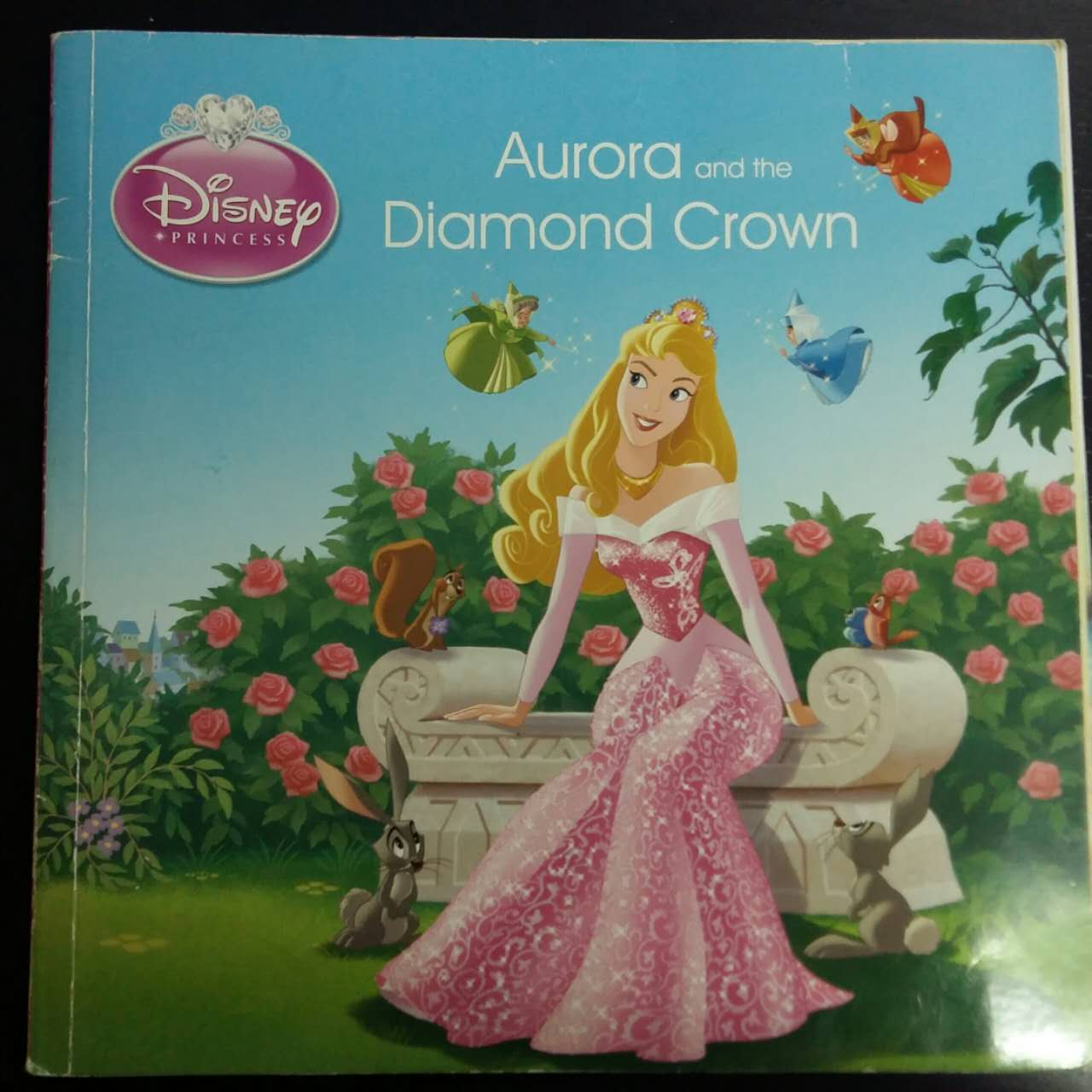 Disney:Aurora and the Diamond Crown