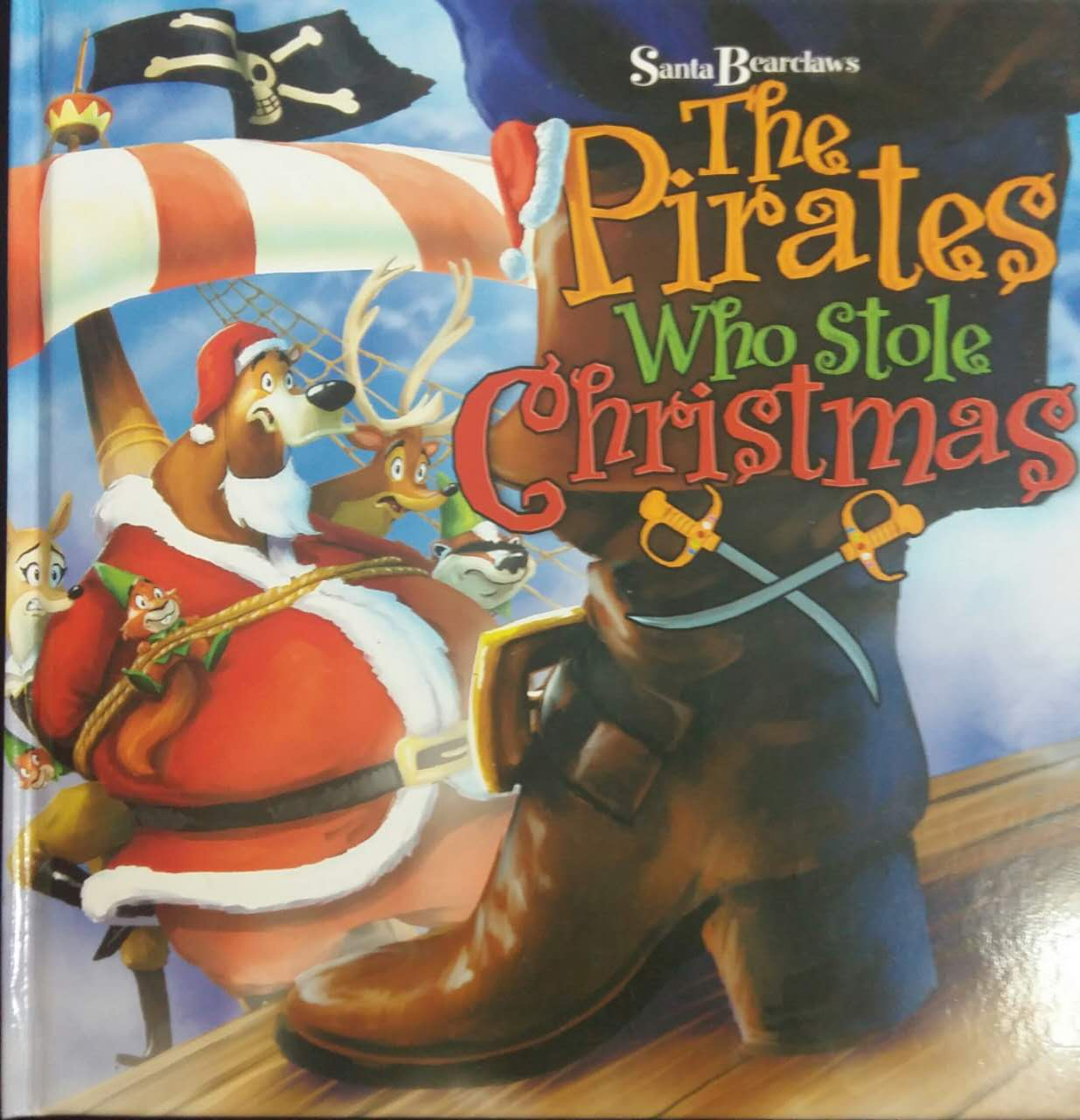 The Pirates Who Stole Christmas