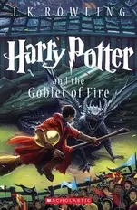 Harry Potter:Harry Potter and the Goblet of Fire - Book 4