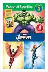 Disney:World of Reading Avengers