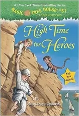 Magic Tree House:High Time for Heroes L4.1