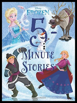 Disney:Frozen 5 Minute Stories