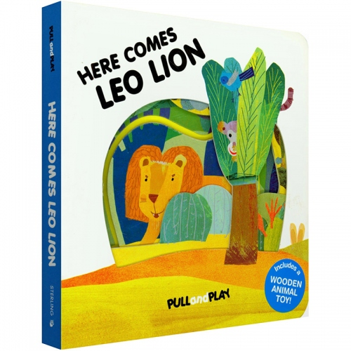 Here Comes Leo Lion