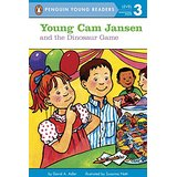 Cam Jansen:Young Cam Jansen and the Dinosaur Game  L2.5