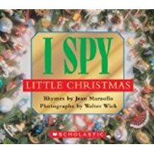 I spy:Little Christmas