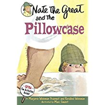 Nate the great:Nate The Great and The Pillowcase  L2.5