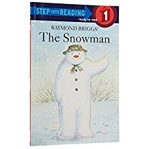 Step into reading:The Snowman L0.8