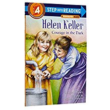 Step into reading:Helen keller courage in the dark   L3.7