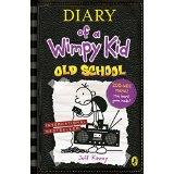 Diary of a Wimpy Kid book:Old School (Diary of a Wimpy Kid book 10) 平装