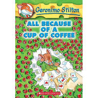 Geronimo Stilton: All because of a Cup of Coffee   L3.2