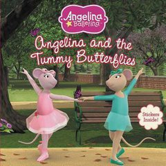 Angelina:Angelina and the Tummy Butterflies
