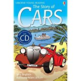Usborne young reader:The story of cars  L4.6