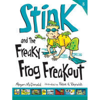 Stink and the Freaky Frog Freakout  L3.1