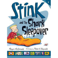 Stink and the Shark Sleepover L3.4